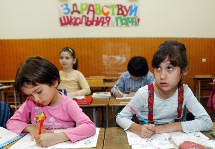 Trường học Nga mở lớp 'tình bạn vượt thời gian' Nga- Triều  - ảnh 1