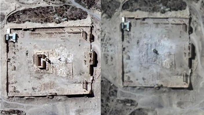 Tàn phá cổ vật, IS thực chất đang thu lời - ảnh 3