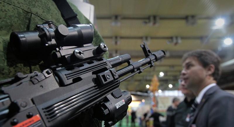 Nga trình làng vũ khí điều khiển từ xa cho thiết giáp - ảnh 1