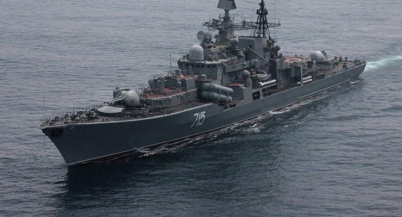 Nga: 40 tàu tên lửa sẵn sàng chiến đấu - ảnh 1