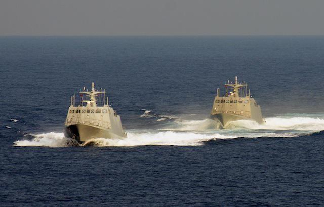 Trung Quốc tập trận bắn đạn thật trên eo biển Đài Loan - ảnh 1