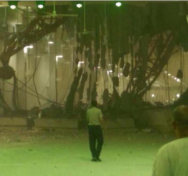 Thảm kịch tại thánh đường Hồi giáo: 107 người chết - ảnh 2