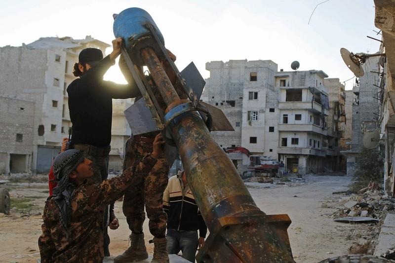 Nga cảnh báo Mỹ : Đối thoại hoặc nhận 'hậu quả khó lường' tại Syria - ảnh 1