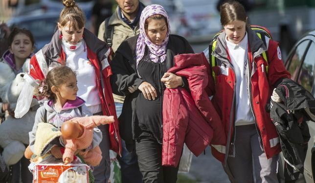 Đức cử 4.000 quân 'trực chiến' hỗ trợ người tị nạn - ảnh 1