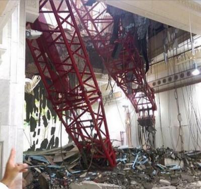 Thảm kịch tại thánh đường Hồi giáo: 107 người chết - ảnh 1