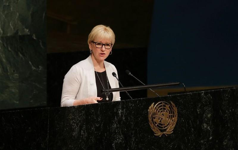 Thụy Điển đòi Nga giải thích lời đe dọa về NATO  - ảnh 1