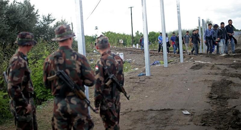 Hungary căng mình đón 500.000 người tị nạn - ảnh 1