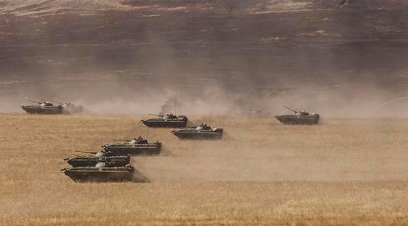 Nga mở cuộc tập trận phạm vi gần 6.000km - ảnh 1