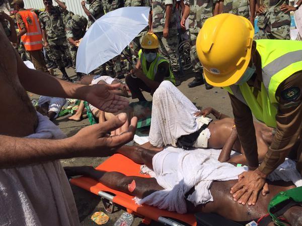Giẫm đạp kinh hoàng tại thánh địa Mecca: 220 người chết - ảnh 3