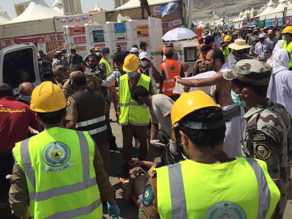 Giẫm đạp kinh hoàng tại thánh địa Mecca: 220 người chết - ảnh 1