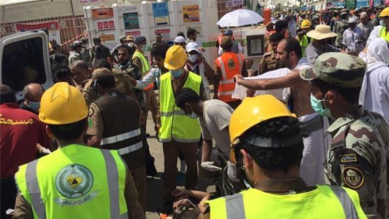Hơn 450 người chết, 700 người bị thương do giẫm đạp ở Mecca - ảnh 1