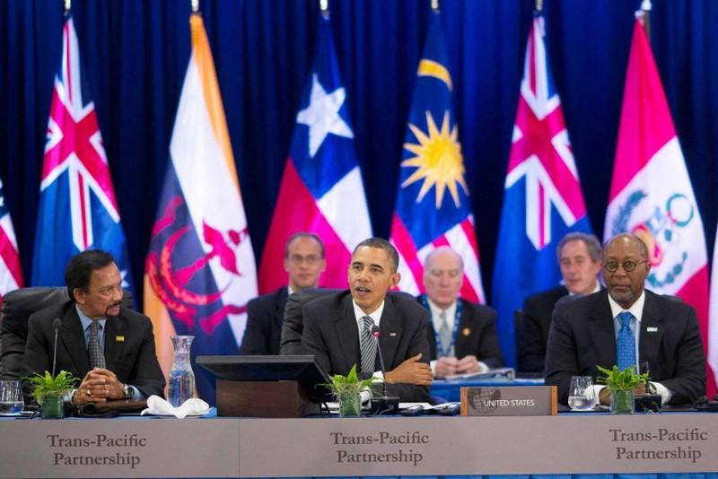Quyết ký TPP: Nhà Trắng kêu gọi mở vòng đàm phán mới - ảnh 1