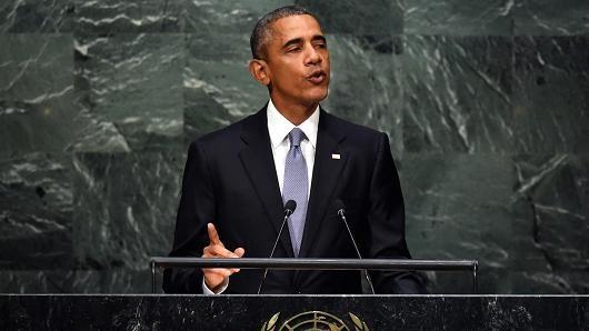 Tổng thống Obama: 'Tôi không ngần ngại sử dụng vũ lực nếu cần thiết' - ảnh 1