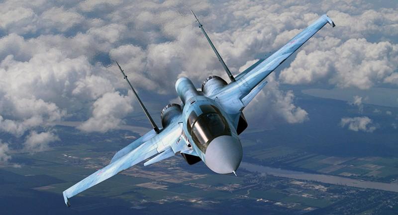 Tiết lộ vũ khí 'tối tân' Nga dùng không kích IS - ảnh 1