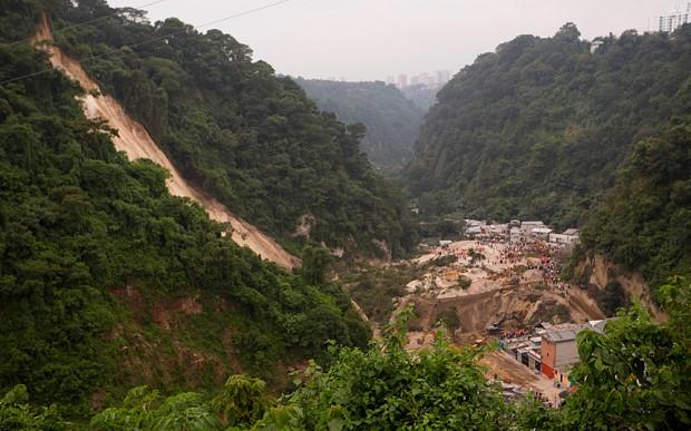 Lở đất ở Guatemala, hàng chục người thiệt mạng - ảnh 2