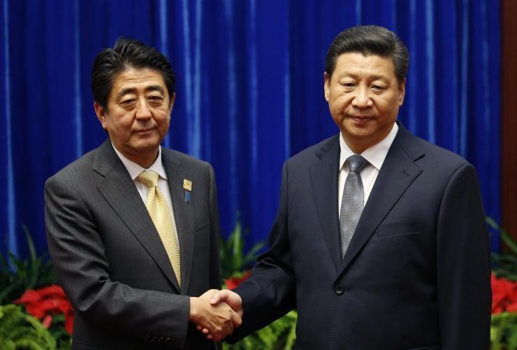Bàn xong TPP, Nhật Bản 'ngỏ lời' mời Trung Quốc - ảnh 1