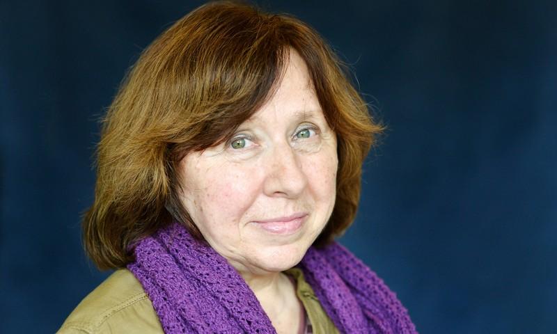 Giải Nobel Văn chương 2015 vinh danh nữ nhà văn Belarus - ảnh 2