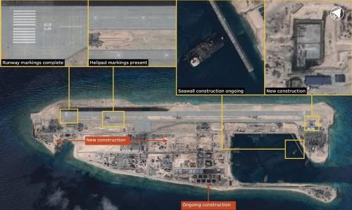 Yêu cầu LHQ điều tra Trung Quốc phá hoại môi trường biển Đông - ảnh 1