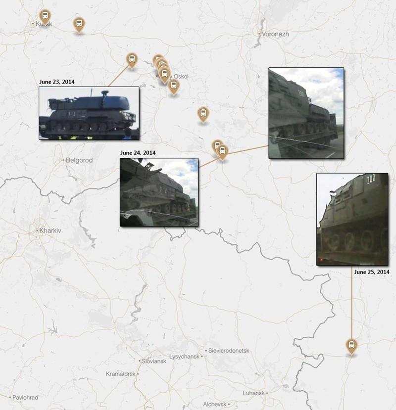 Bellingcat 'chỉ đích danh' sư đoàn Nga liên quan vụ MH17 - ảnh 3