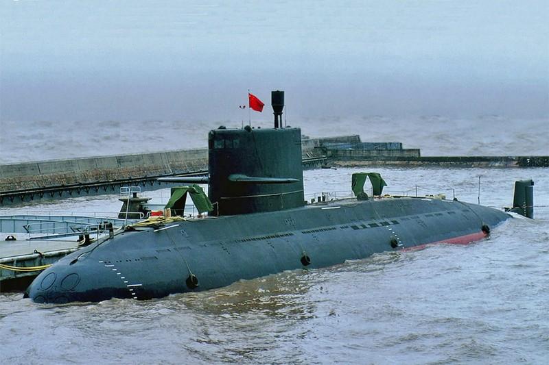 Trung Quốc sẽ chuyển giao công nghệ tàu ngầm cho Pakistan - ảnh 1