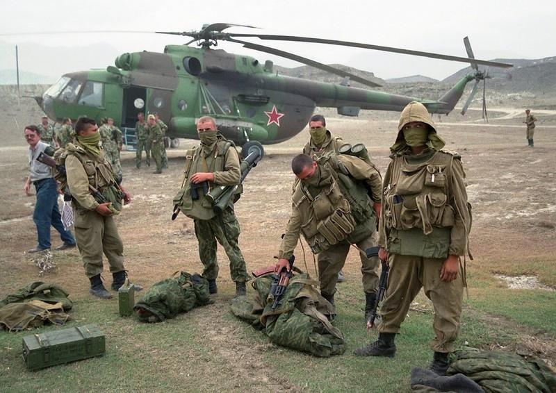 Zaslon - Đội đặc nhiệm 'tuyệt mật' của Nga ở Syria - ảnh 1