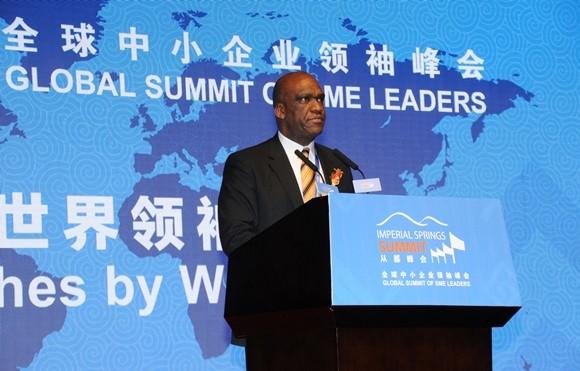 Cựu quan chức LHQ nhận hối lộ để dự sự kiện tại Trung Quốc - ảnh 3