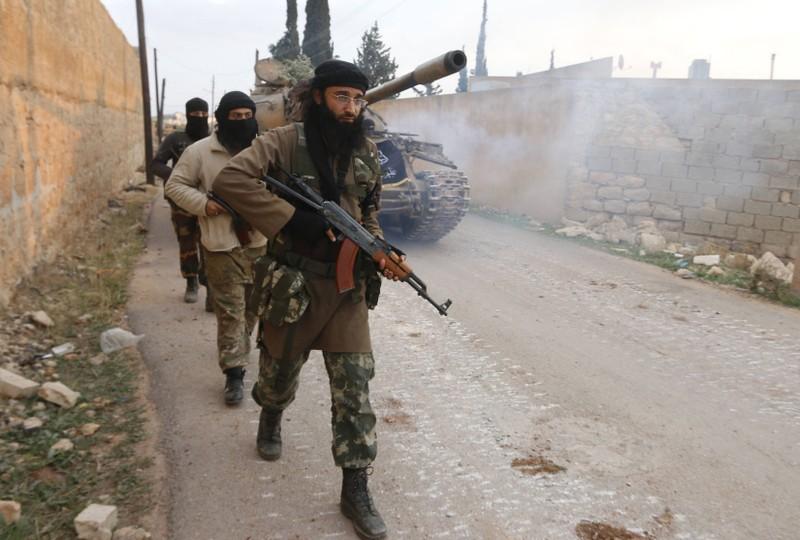 Khủng bố al Qaeda đòi trả thù Nga không kích tại Syria - ảnh 1