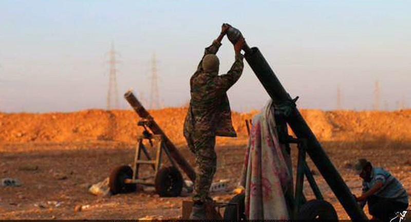 Hàng ngàn quân lính Iran tham chiến tại Syria - ảnh 1