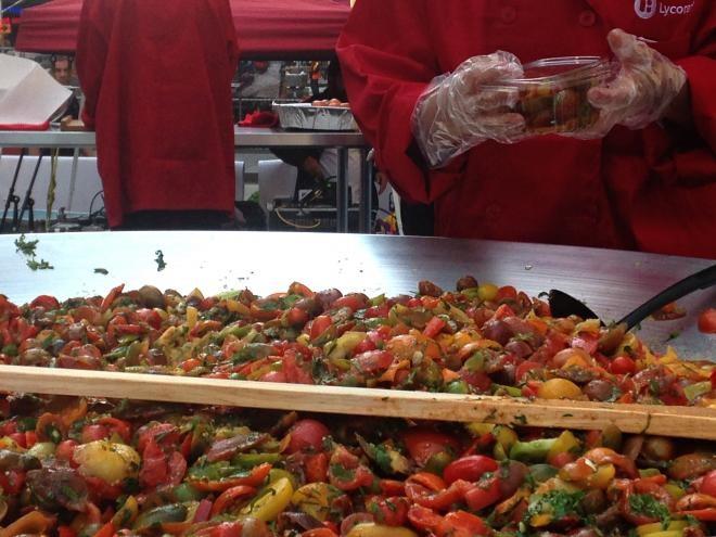Lễ hội cà chua New York xuất hiện kỷ lục Guiness mới - ảnh 4
