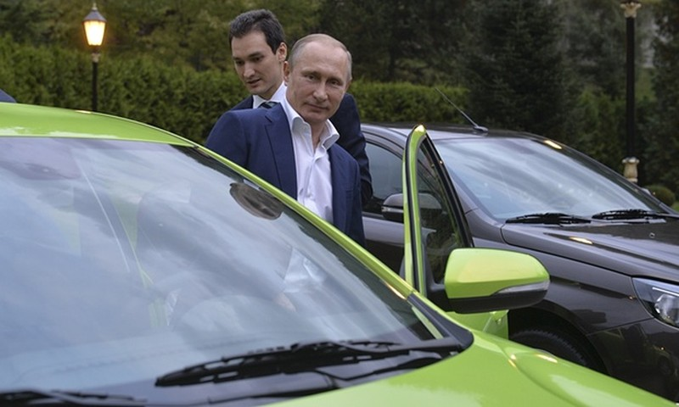 Putin: 'Mỹ đang chơi trò hai mang với IS' - ảnh 2