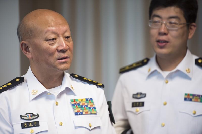 Trung Quốc: Quan hệ hải quân Mỹ-Trung đang trên đỉnh cao - ảnh 1