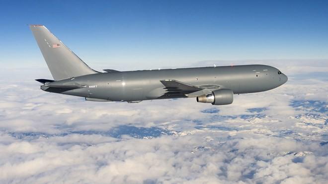 Nhật Bản mua ba máy bay tiếp dầu trên không của Mỹ - ảnh 1