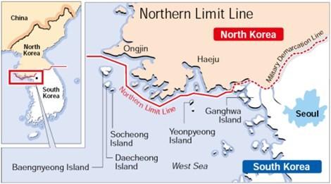 Hàn Quốc bắn cảnh cáo tàu tuần tra Triều Tiên - ảnh 1