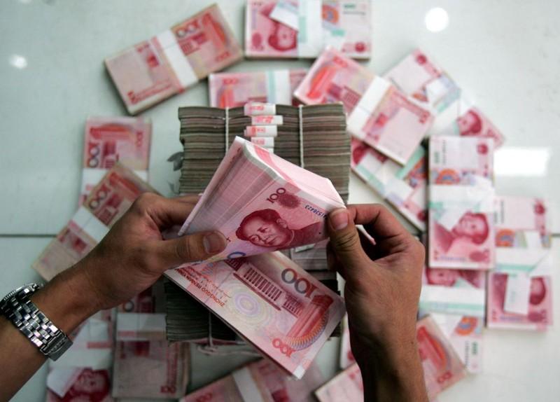 Trung Quốc nâng giá Nhân dân tệ mức cao nhất trong 10 năm - ảnh 1
