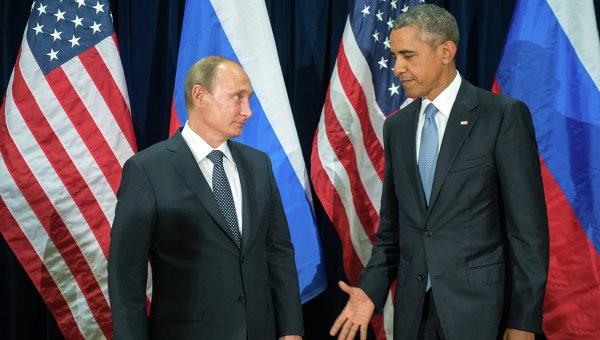 Putin là người quyền lực nhất thế giới năm 2015 - ảnh 1