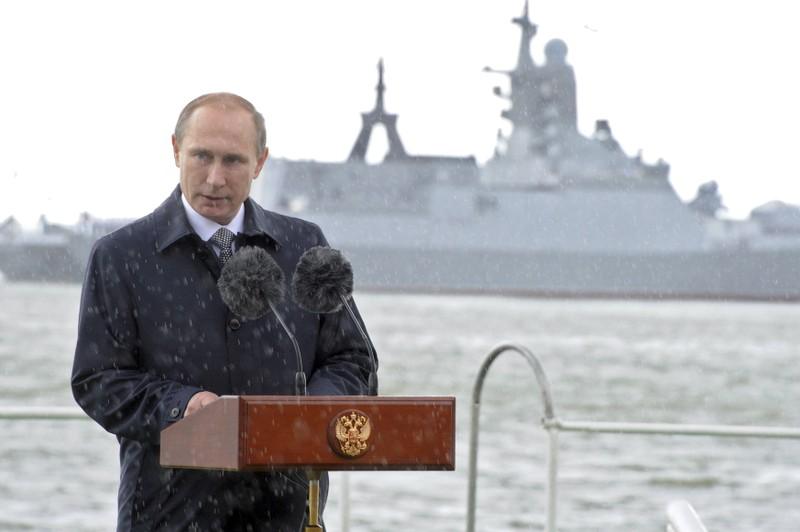 NATO báo động về 'vành đai thép' của Nga - ảnh 1