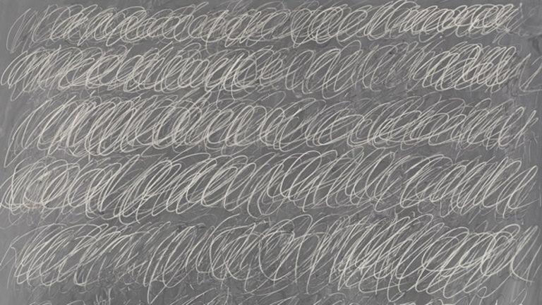 Bức tranh 'Bảng đen' đạt kỷ lục 70,5 triệu đô ở New York - ảnh 1