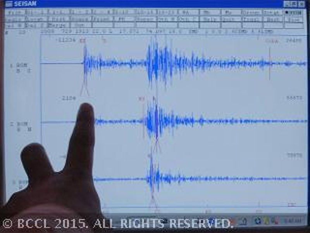 Động đất mạnh 7 độ Richter đánh vào bờ biển Nhật Bản - ảnh 1