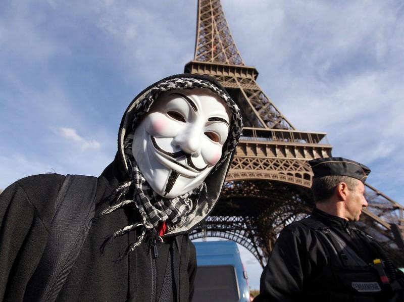 Anonymous chuẩn bị công bố tài khoản mạng của IS - ảnh 1