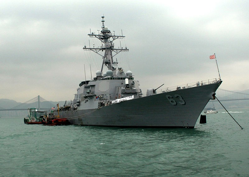 Dù căng thẳng, Mỹ-Trung vẫn sẽ tập trận hải quân - ảnh 2