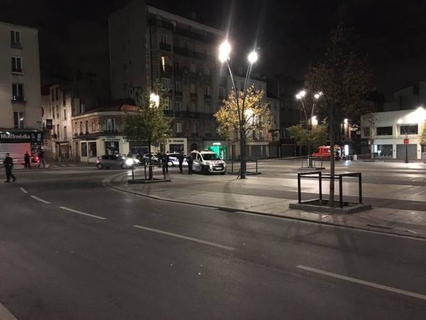 Nóng: Cảnh sát Pháp đấu súng, truy đuổi nghi phạm khủng bố Paris - ảnh 1