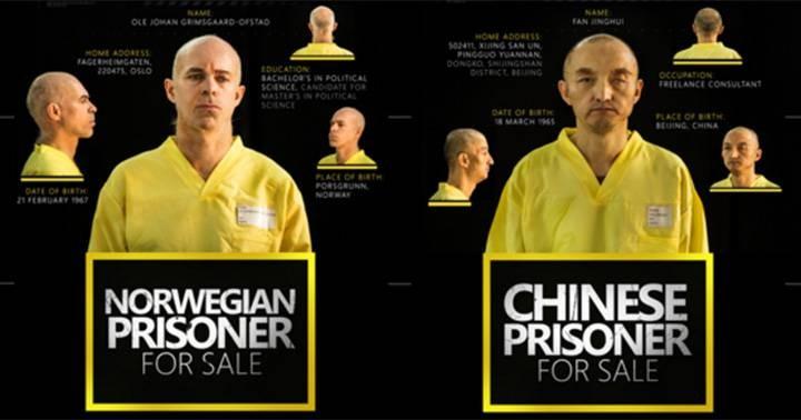 IS hành quyết hai con tin gốc Na Uy và Trung Quốc - ảnh 1