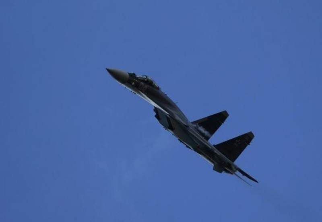 Nga-Trung ký hợp đồng mua Su-35 trị giá hơn 2 tỉ đô  - ảnh 1
