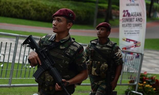 Malaysia báo động: Nguy cơ khủng bố Hội nghị cấp cao ASEAN - ảnh 1