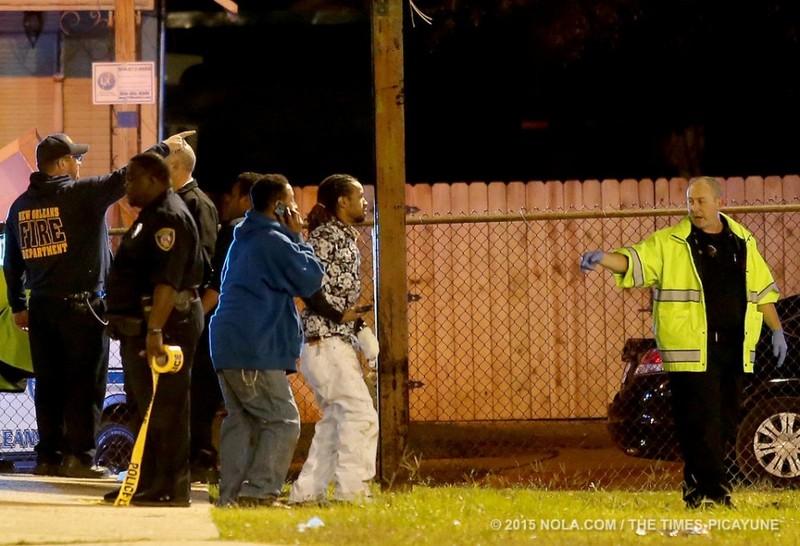 Hai tay súng nã đạn vào đám đông 500 người tại Mỹ - ảnh 2