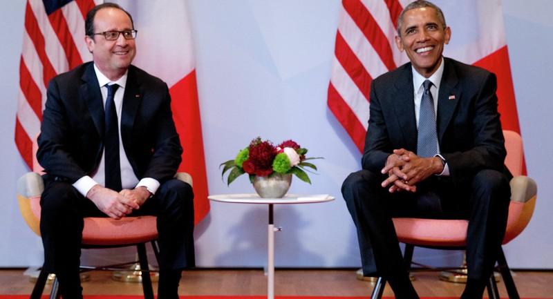 Mỹ đang cố gắng chia rẽ Nga và Pháp? - ảnh 1