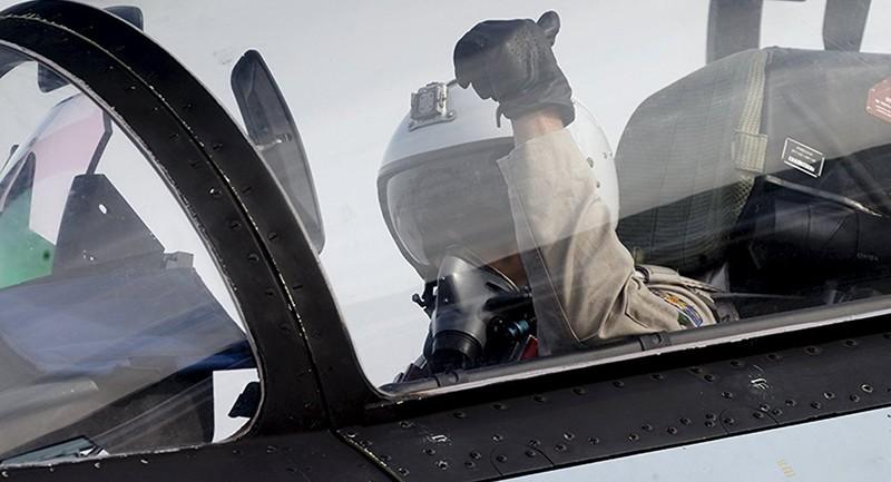Nga tăng cường thêm 12 chiến đấu cơ vào Syria - ảnh 1