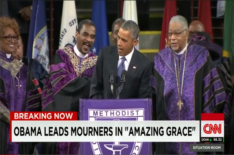 Giọng hát của ông Obama xuất hiện trong album nhạc rock - ảnh 1