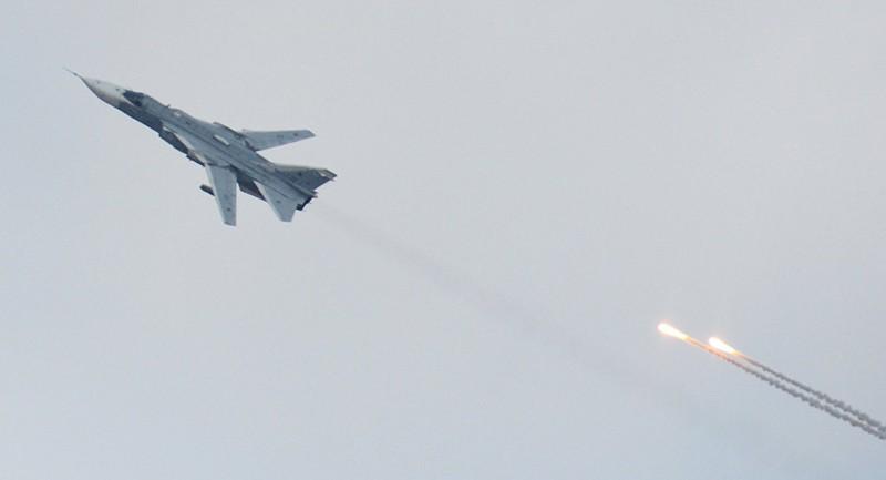 Tư lệnh Nga: Thổ Nhĩ Kỳ phục kích máy bay Su-24 hơn một giờ - ảnh 1