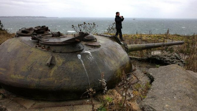 Nga xây hai căn cứ quân sự mới trên quần đảo tranh chấp với Nhật - ảnh 1